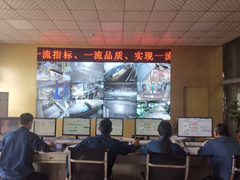 标准化操作助力超厚料层烧结在汉钢公司落地生根