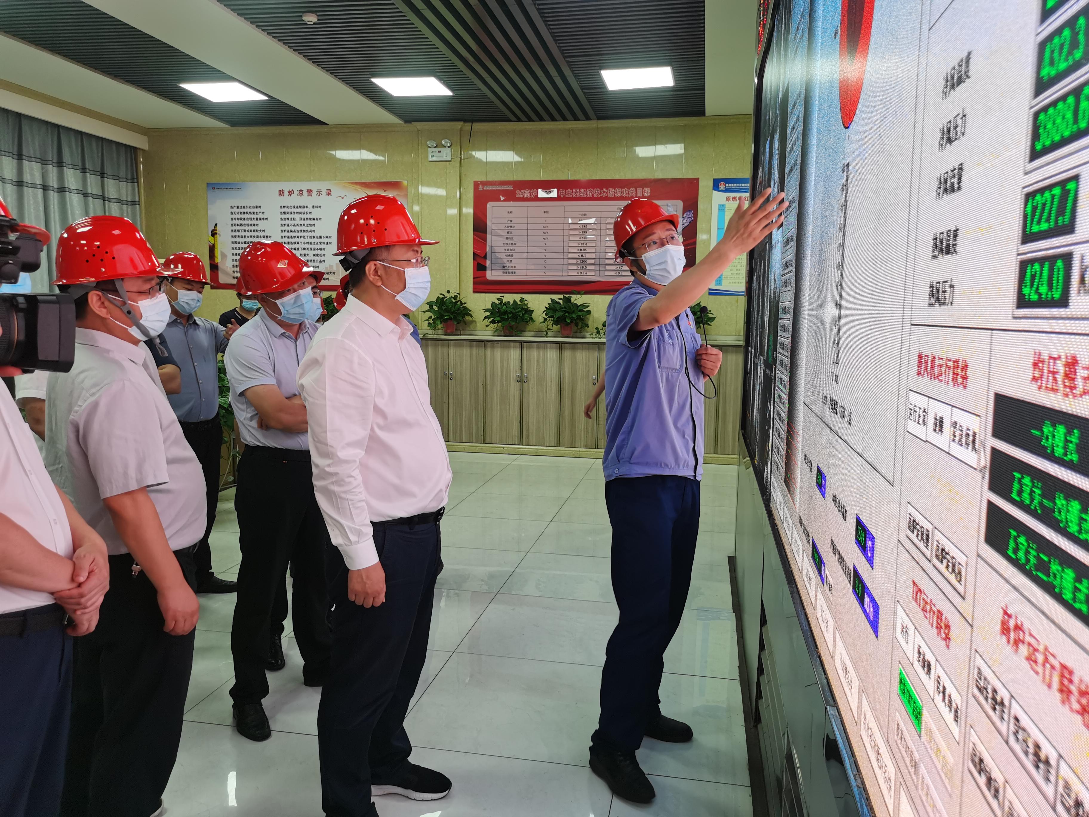 汉钢公司炼铁厂:管理创新所带来的巨变