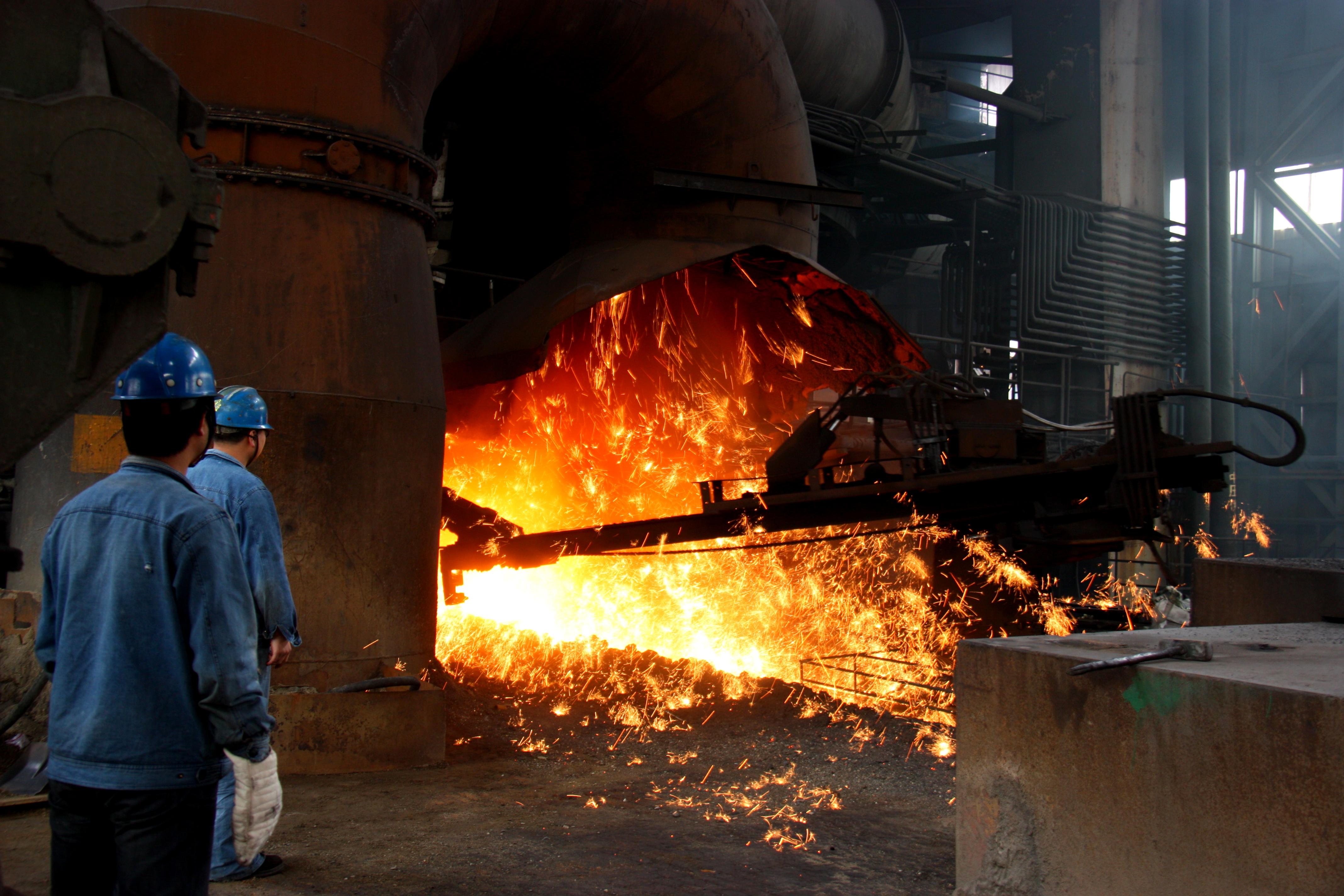 干,就要干出样子来! 炼铁厂1#高炉提产创效侧记