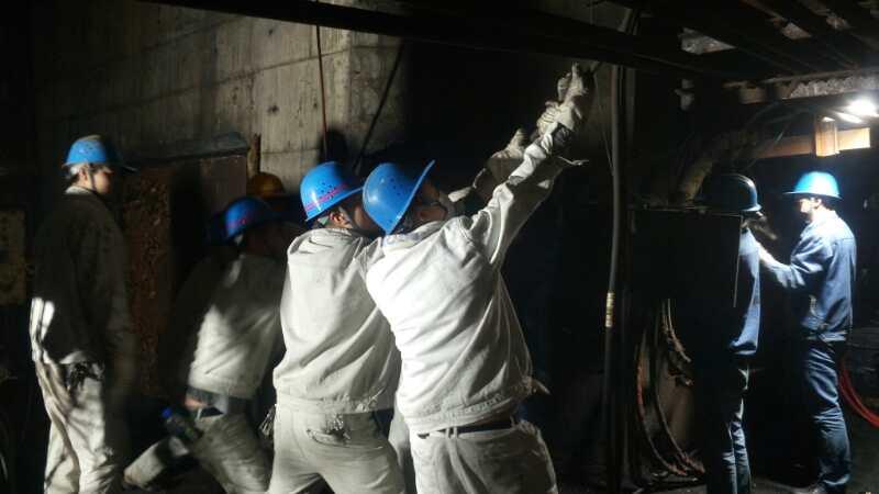【基层动态】高质量检修实现1#连铸机高效高质量生产