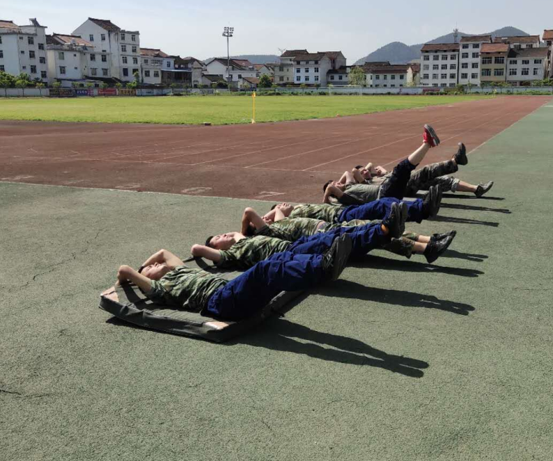 【公司新闻】公司专职消防队与勉县消防中队开展应急救援联勤联训