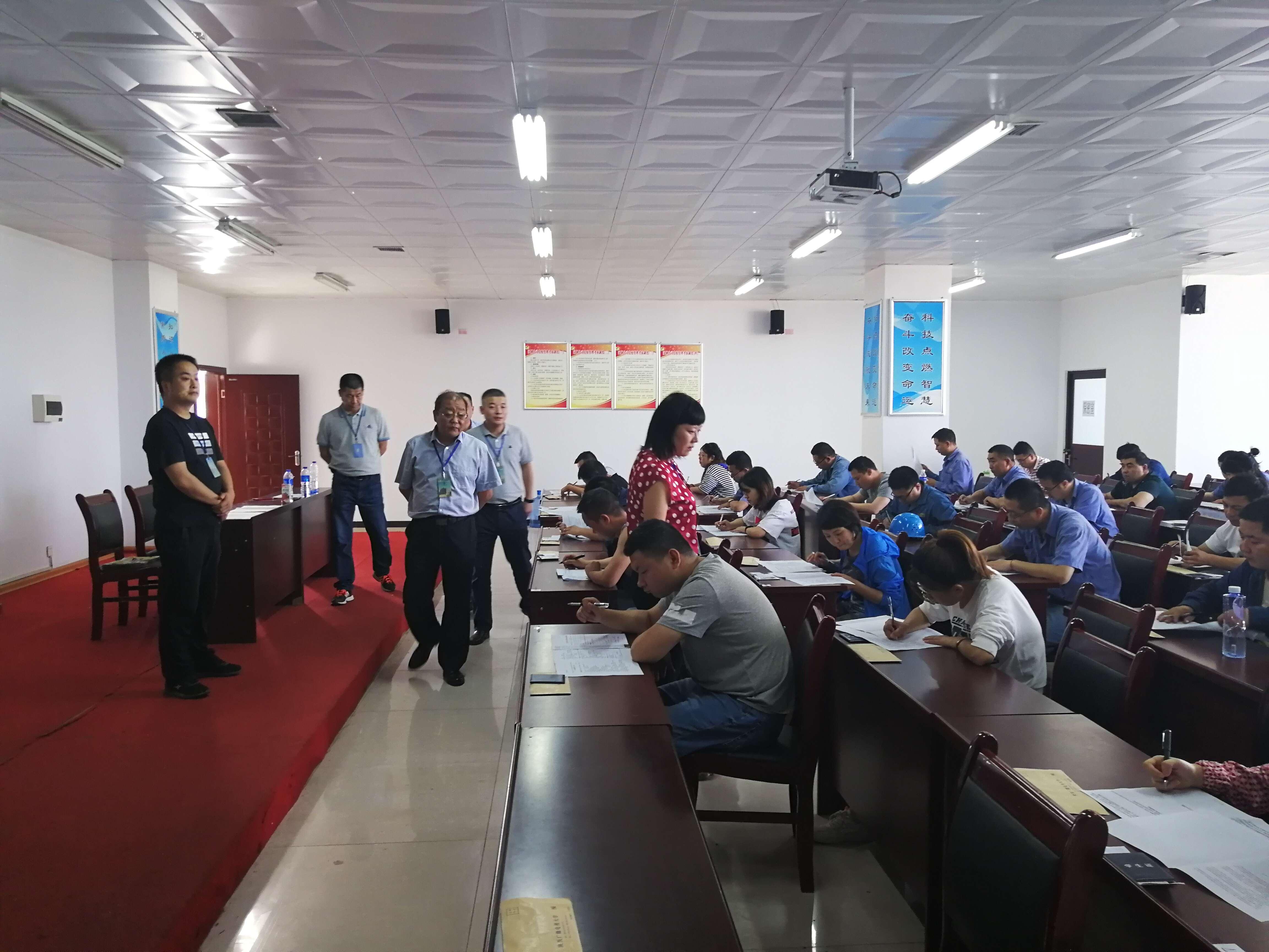 【五支人才】汉钢电大首次开放教育本专科期末考试圆满结束