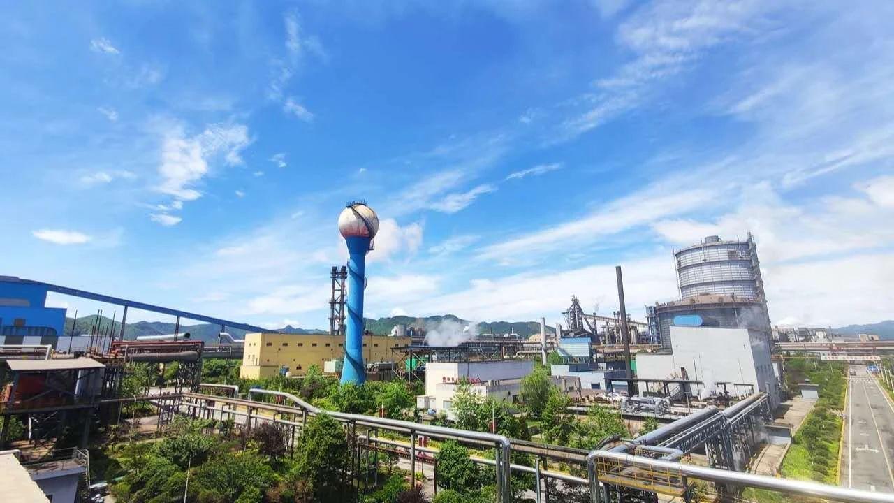 【美丽汉钢】6·5世界环境日 抗疫英雄走进陕钢汉钢 看环保 话初心